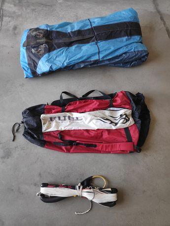 Kite C Nº 11 Slingshot (asa + barra + saco)