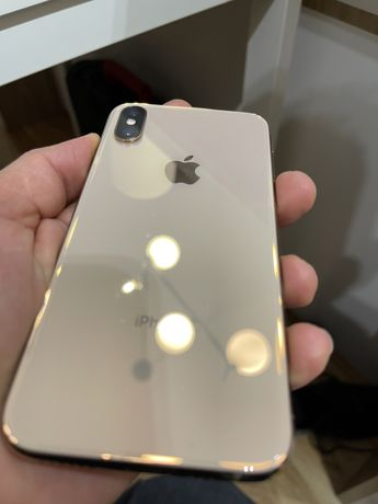 Iphone XS 256GB Gold jak nowy