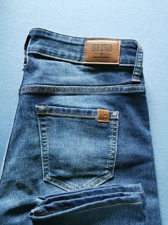 Spodnie damskie jeans Big Star