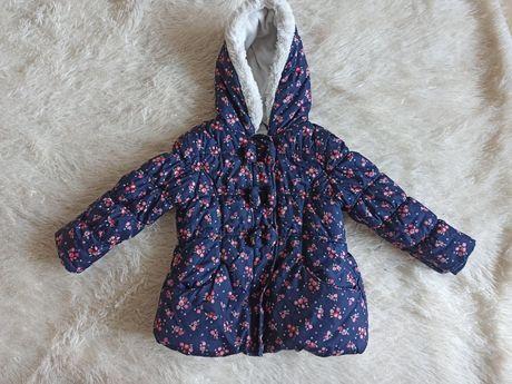 Зимова курточка на 3-4 роки