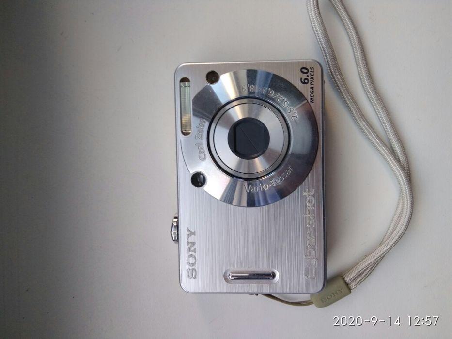 Продам фотоаппарат SONY DSC W50 Київ - зображення 1