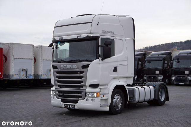 Scania R450 / Topline / Euro 6 Bez Egr / Standard / Automat /