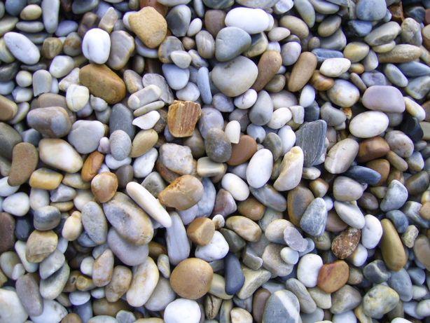 Pedra Decorativa Seixo Do Rio Seleccionado 95€/T