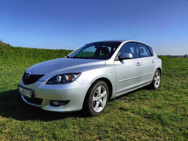 Mazda 3 BENZYNA 1,6 105KM