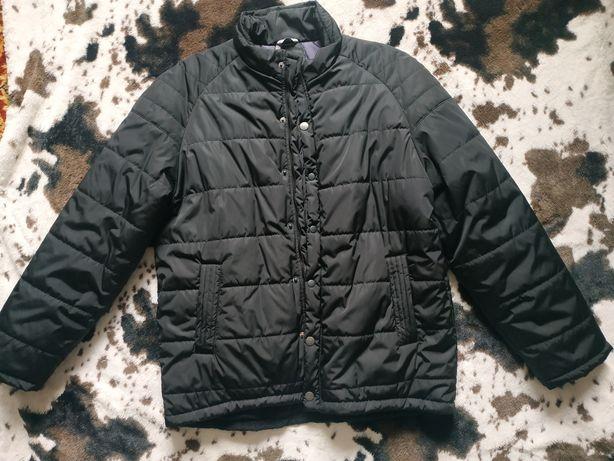 Зимова куртка/чорна