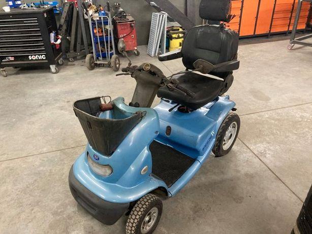 Afikim breeze iv skuter dla niepełnosprawnych wózek inwalidzki