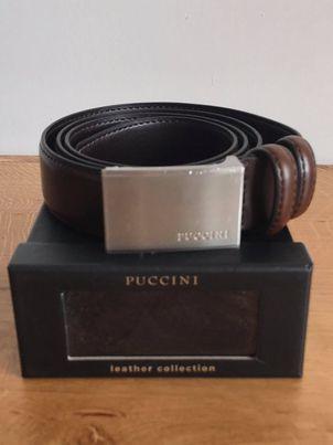 Brązowy Pasek Puccini