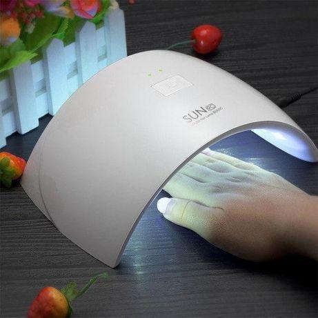 Лампа для ногтей SUN 9s 24W UV LED Lamp Белая