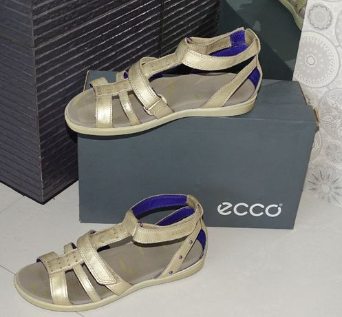 Sandałki Ecco Limestone r.38 gladiatorki zadbane