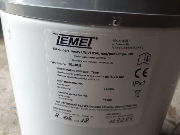 Elektryczny podgrzewacz wody 10l LEMET 1500W