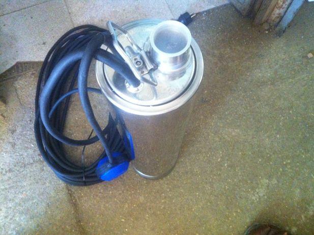 Bomba submersível para poço com Boia Aqualiju A80