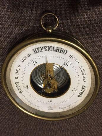 """Барометр настольный """"V.Salles&A.Vernier""""кон.19века"""