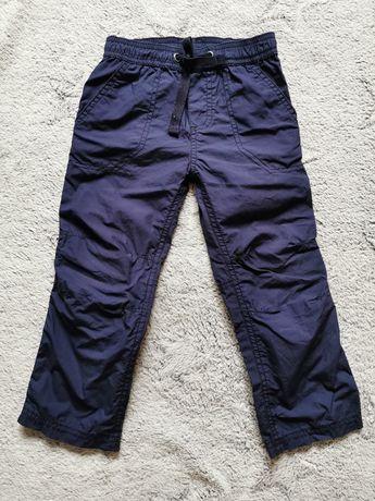 Spodnie letnie chłopięce 110