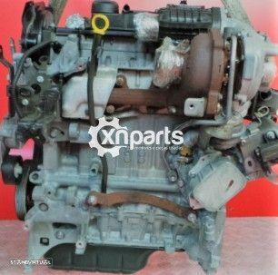 Motor PEUGEOT 208 (CA_, CC_) 1.6 HDi | 04.14 -  Usado REF. DV6C (9HD)