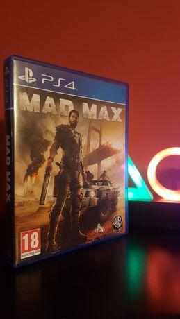 Mad Max PS4 gra PlayStation 4