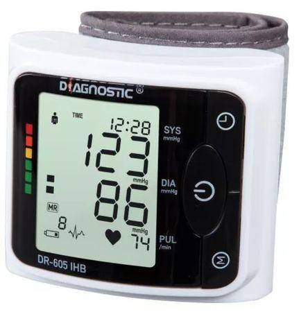 Ciśnieniomierz Nadgarstkowy DIAGNOSTIC DR-605 IHB