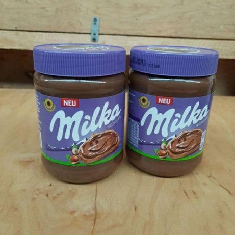 Шоколадная паста от Milka