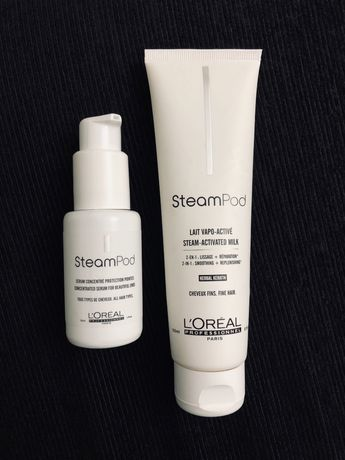 Pack da marca SteamPod - L'oréal