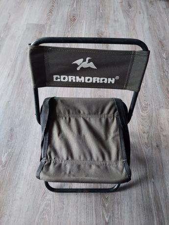 Krzesełko wędkarskie składane Cormoran. Wysyłka