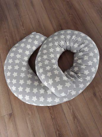 Poduszka ciążowa rogal do karmienia