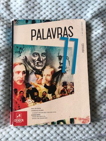 Manual de Português, Palavras 11°, Areal Editores