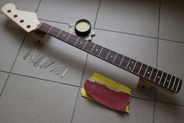 Gryfy do gitar basowych - Gryf do basu Fender - Gitara basowa Ibanez