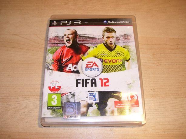 Gra FIFA 12 na PlayStation 3