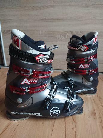Buty narciarskie Rossignol Alias 80 FLEX jak NOWE wkładka 31-32.5cm