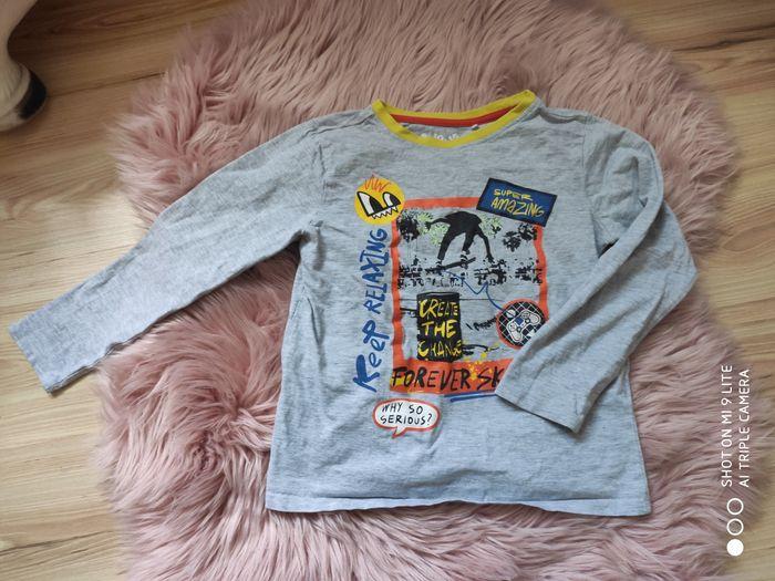 Bluzka t-shirt długi rękaw 5.10.15 Luboń - image 1