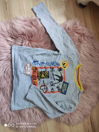 Bluzka t-shirt długi rękaw 5.10.15
