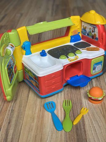 Chicco Food Truck (pojazd kuchnia) pl/ang