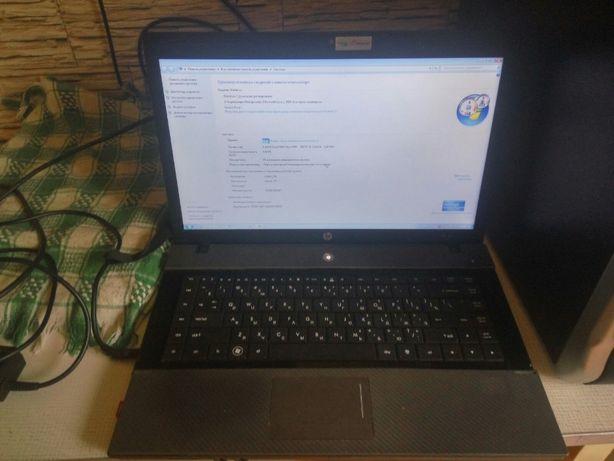 Ноутбук HP 620 Смотрим.