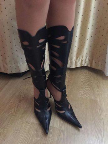Туфли- сапоги