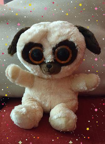 собачка миленькая с большими глазками, глазастик