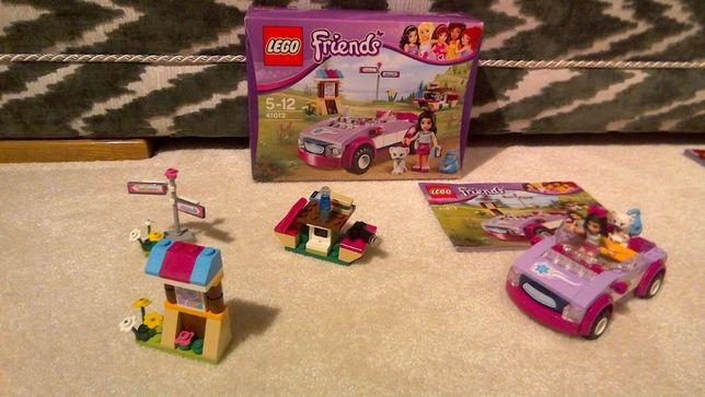 klocki lego friends sportowy samochód Emmy 41013