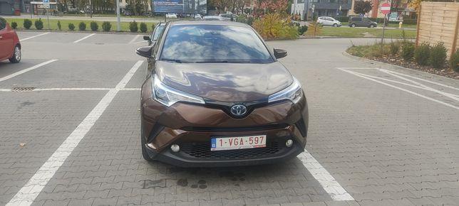 Toyota CHR sprzedam