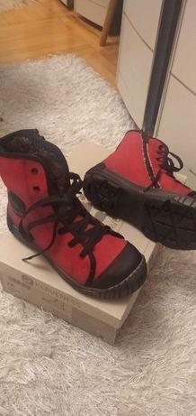Klaveness r28 buty skórzane nowe  Zimowe norweskie markowe okazja