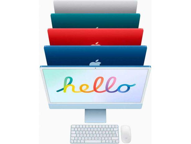 Apple iMac 24 Retina M1 8-core CPU + 8-core GPU / 16GB / 512GB
