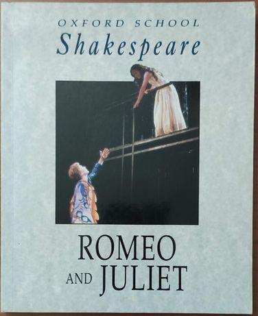 "Livro ""Romeo and Juliet"""