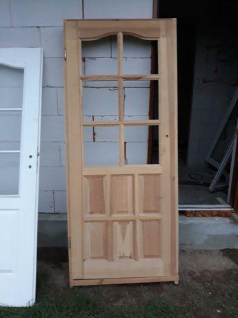 Drzwi drewniane NOWE