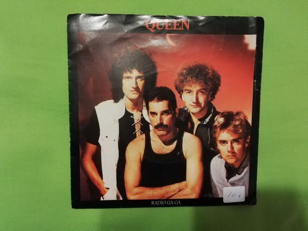 Queen - Radio Gaga - Vinil