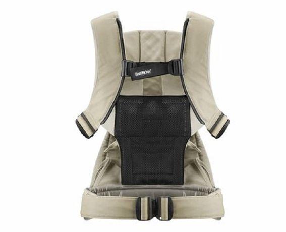 BabyBjorn ONE nosidelko jasne ergonomiczne do 15 kg