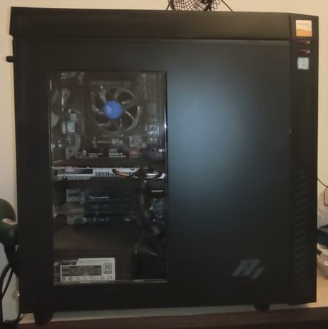 Komputer pc , i5-6600k 16gb gtx 1060 seasonic 760 Platinum ssd m.2 480