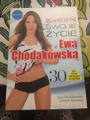 Książka Zmień swoje życie z Ewą Chodakowską
