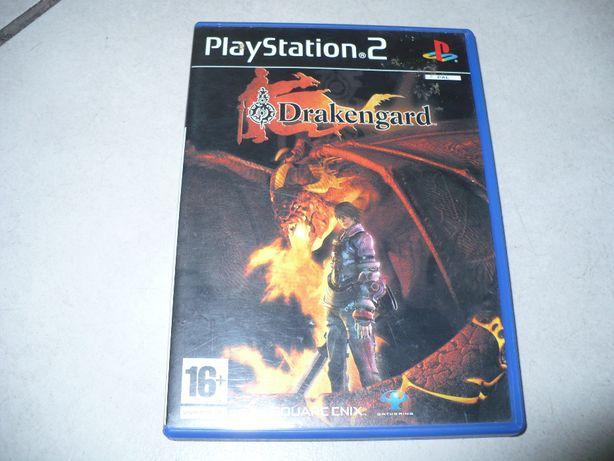 Na Ps2,,Drakengard''