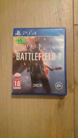 Gra Battlefield 1 PS4 PL