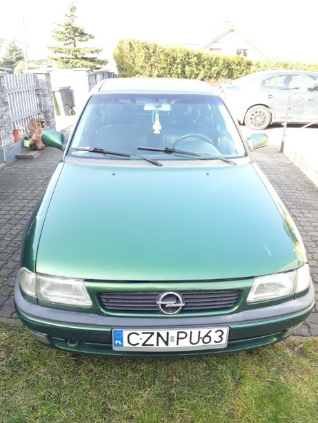 Sprzedam Opel Astra 1