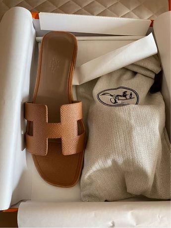 Hermes sandalia chinelo