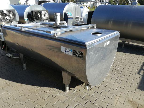 Schładzalnik mleka Japy 1600 litrów