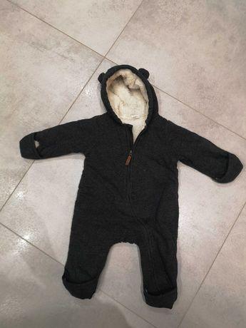 Kombinezon niemowlęcy jesienno-zimowy H&M rozm. 62